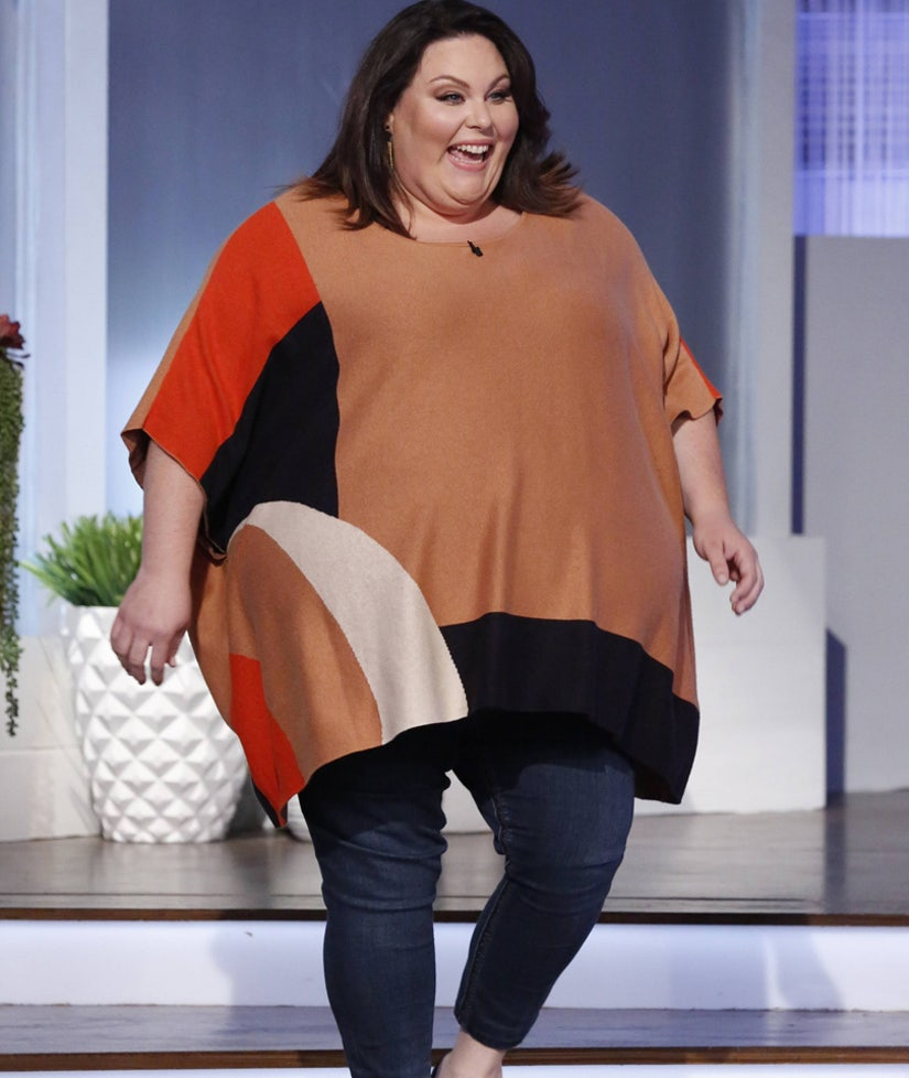 Chrissy Metz Isn't Defined By a Number on the Scale ... and You Shouldn't Be Either