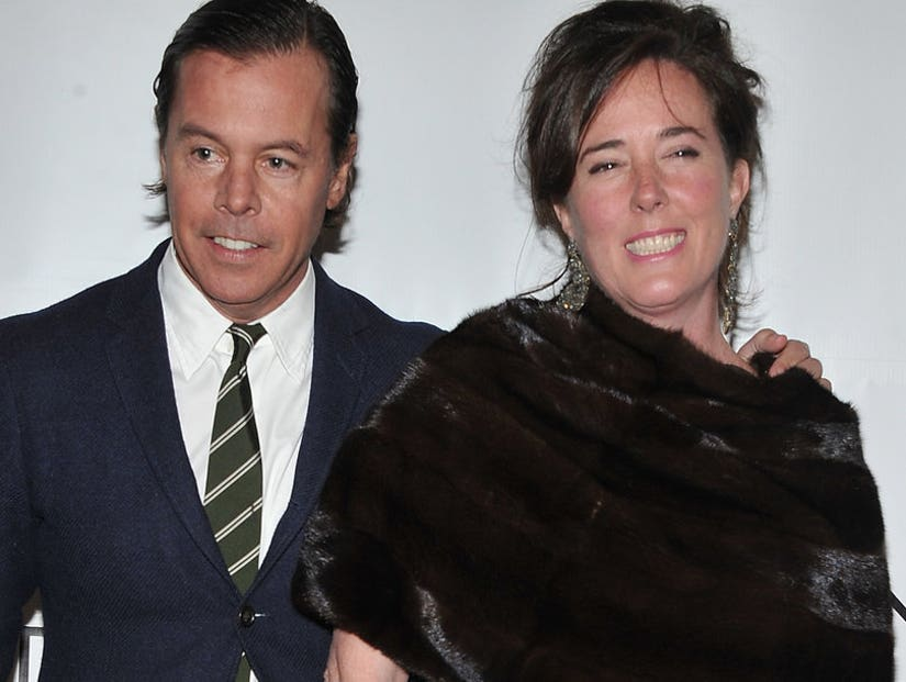 Kate Spade S Husband Posts Heartbreaking Tribute To Late Designer One Year After Suicide