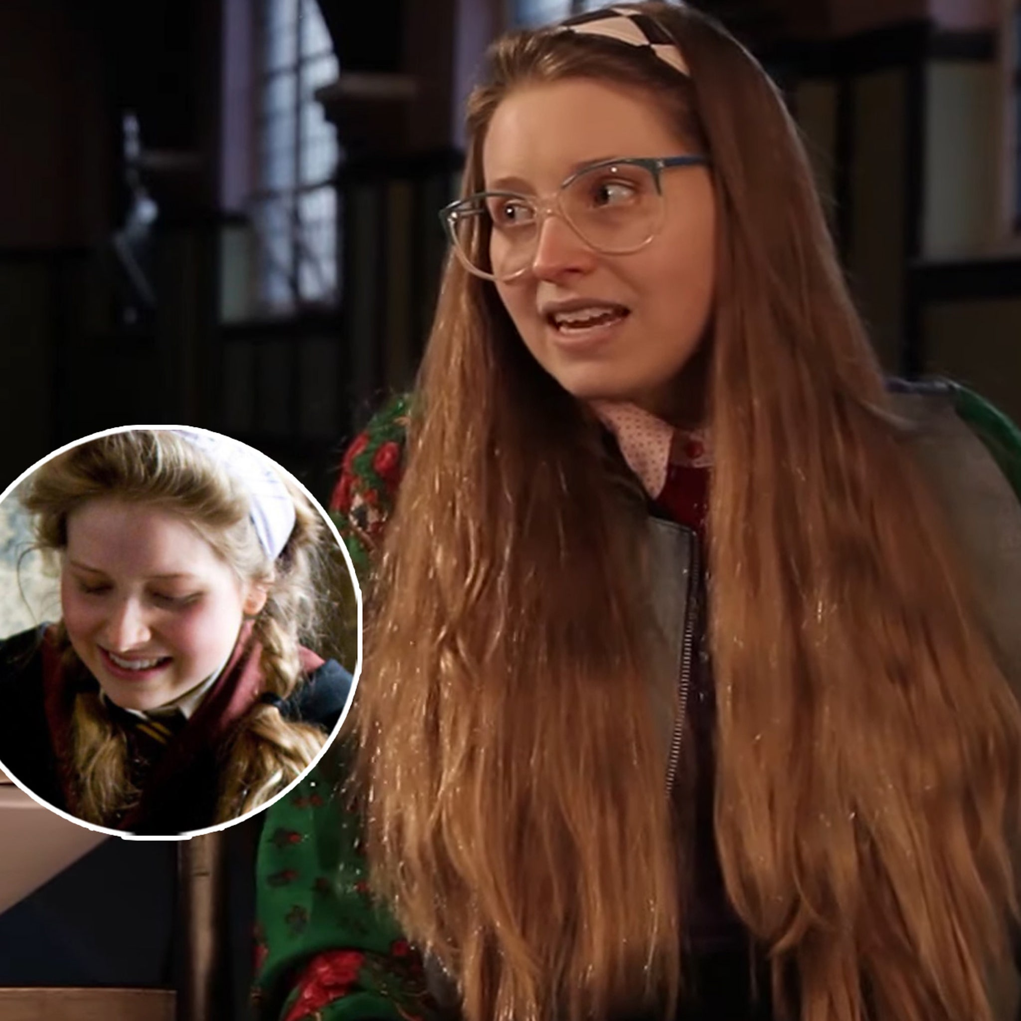 Harry Potter actress Jessie Cave details terrifying