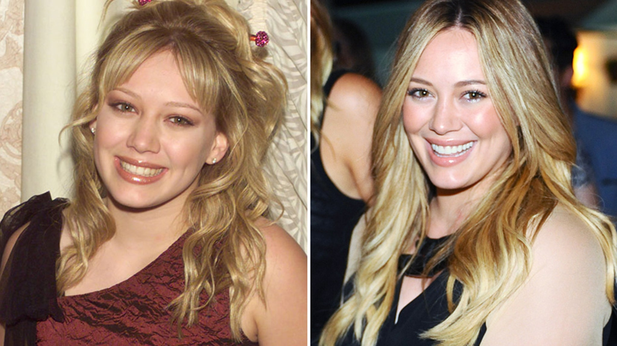 Hilary Duff Turns 25 – See More Child Stars Then & Now!