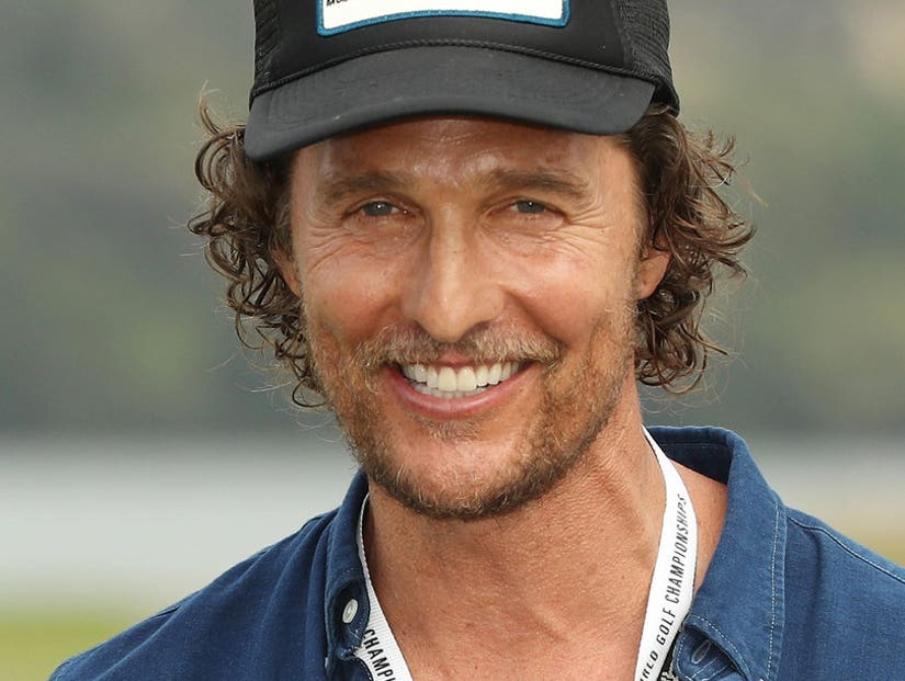 Matthew McConaughey Was Most Nervous to Kiss This Actress ...