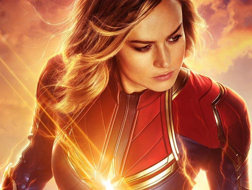 Online Trolls Are Already Trashing Captain Marvel S Rotten Tomatoes Score