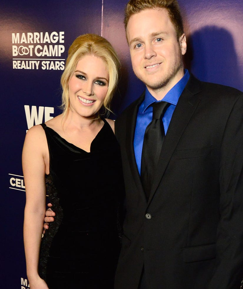 "Spencer Pratt & Heidi Montag Speak Out About ""Shady"" Hills Anniversary"