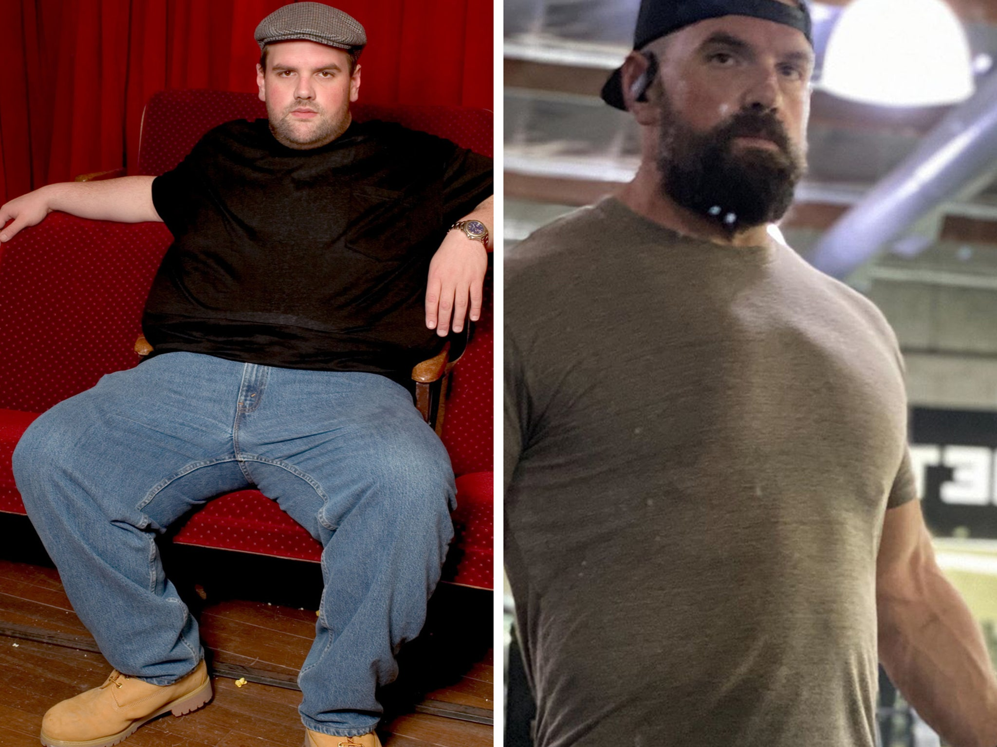 Inside Ethan Suplee S Dramatic Weight Loss Transformation