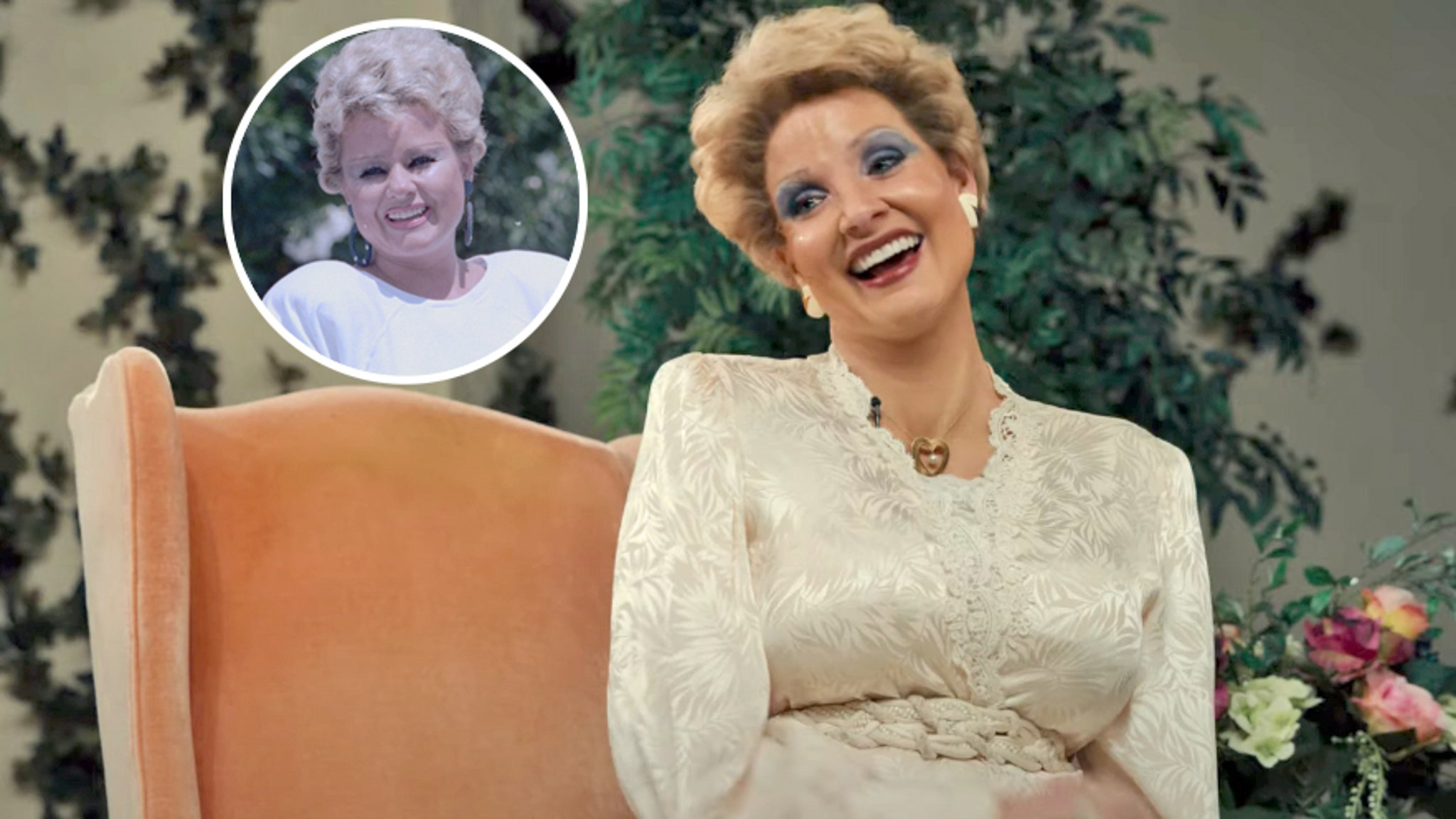 Tammy Faye's Eyes Trailer – Jessica Chastain is Unrecognizable!
