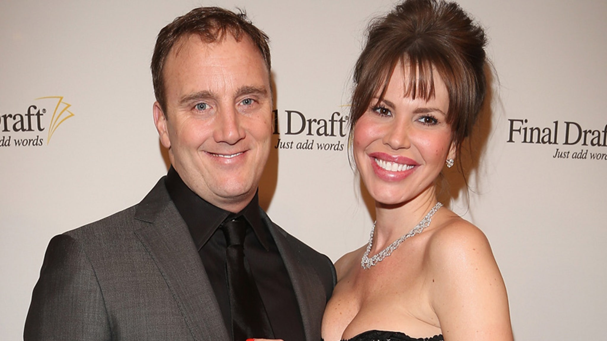 Jay Mohr Shares Rare Video Of Nikki Cox After Filing For Divorce