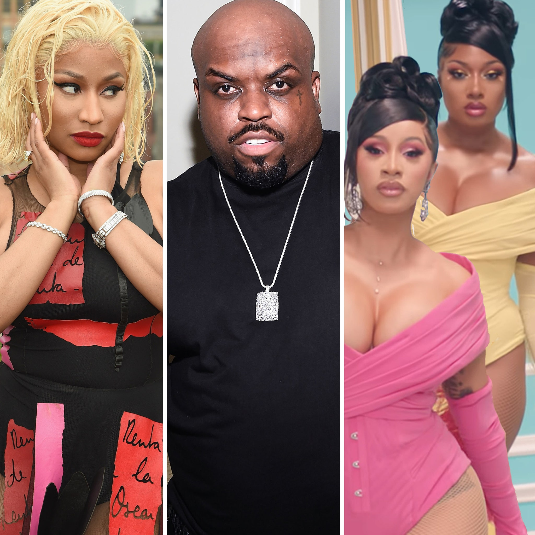 Ceelo Green Apologizes For Criticizing Nicki Minaj Megan Thee Stallion And Cardi B