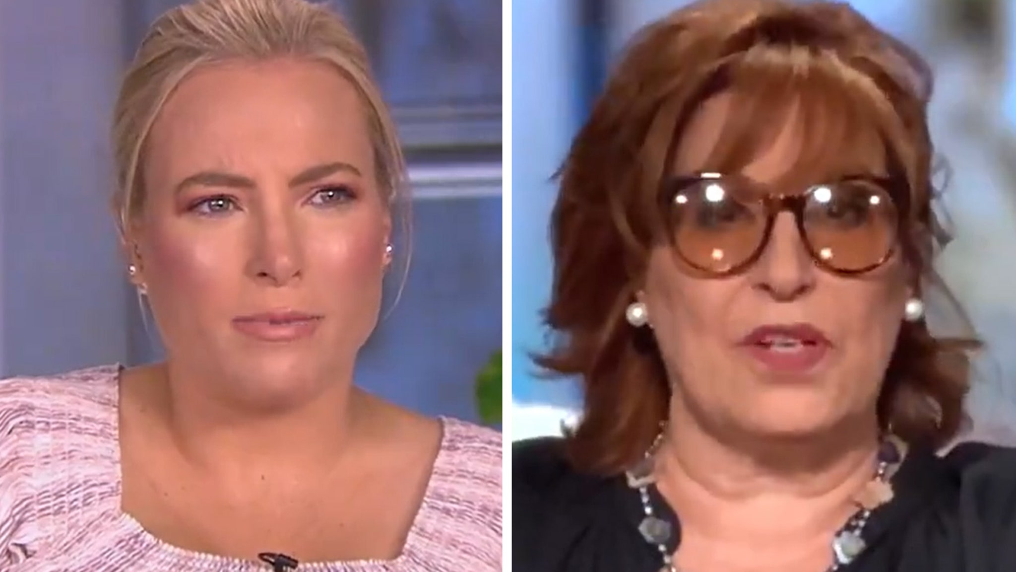 toofab.com: Meghan McCain Snaps at Joy Behar on The View: Don't Be So 'Snippy with Me'