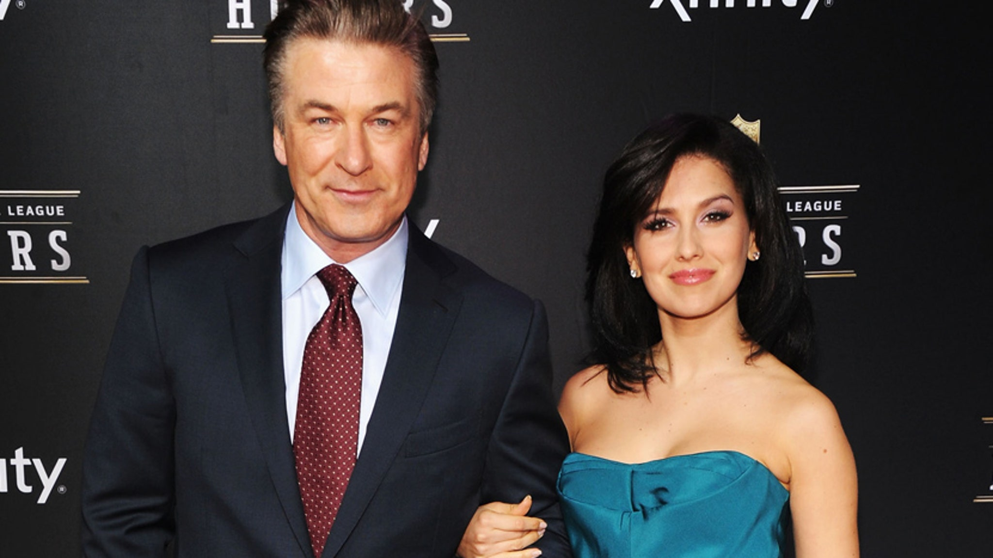 Alec Baldwin and Hilaria lead the way as stars turn out to