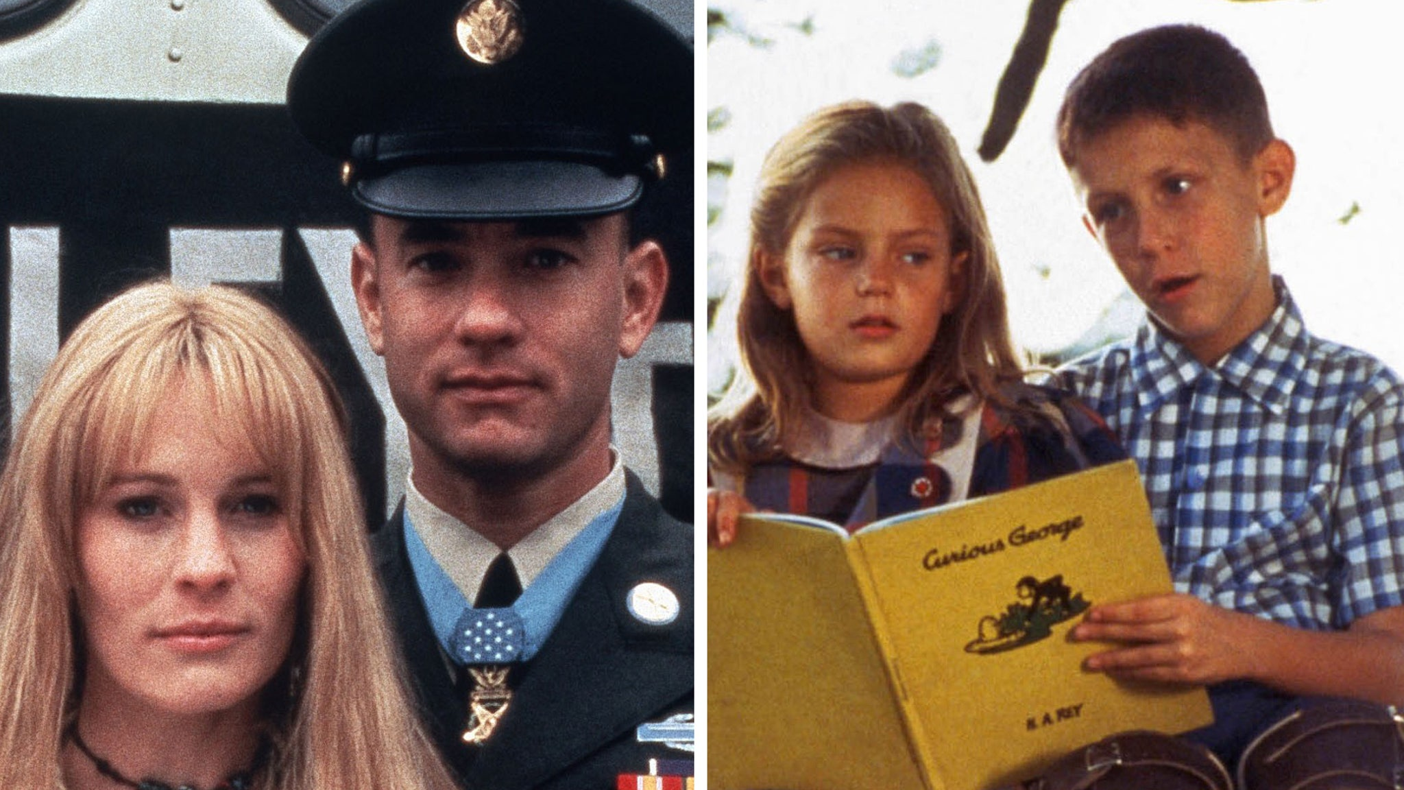 'Forrest Gump' Turns 25 -- See What the Cast Looks Like Now!
