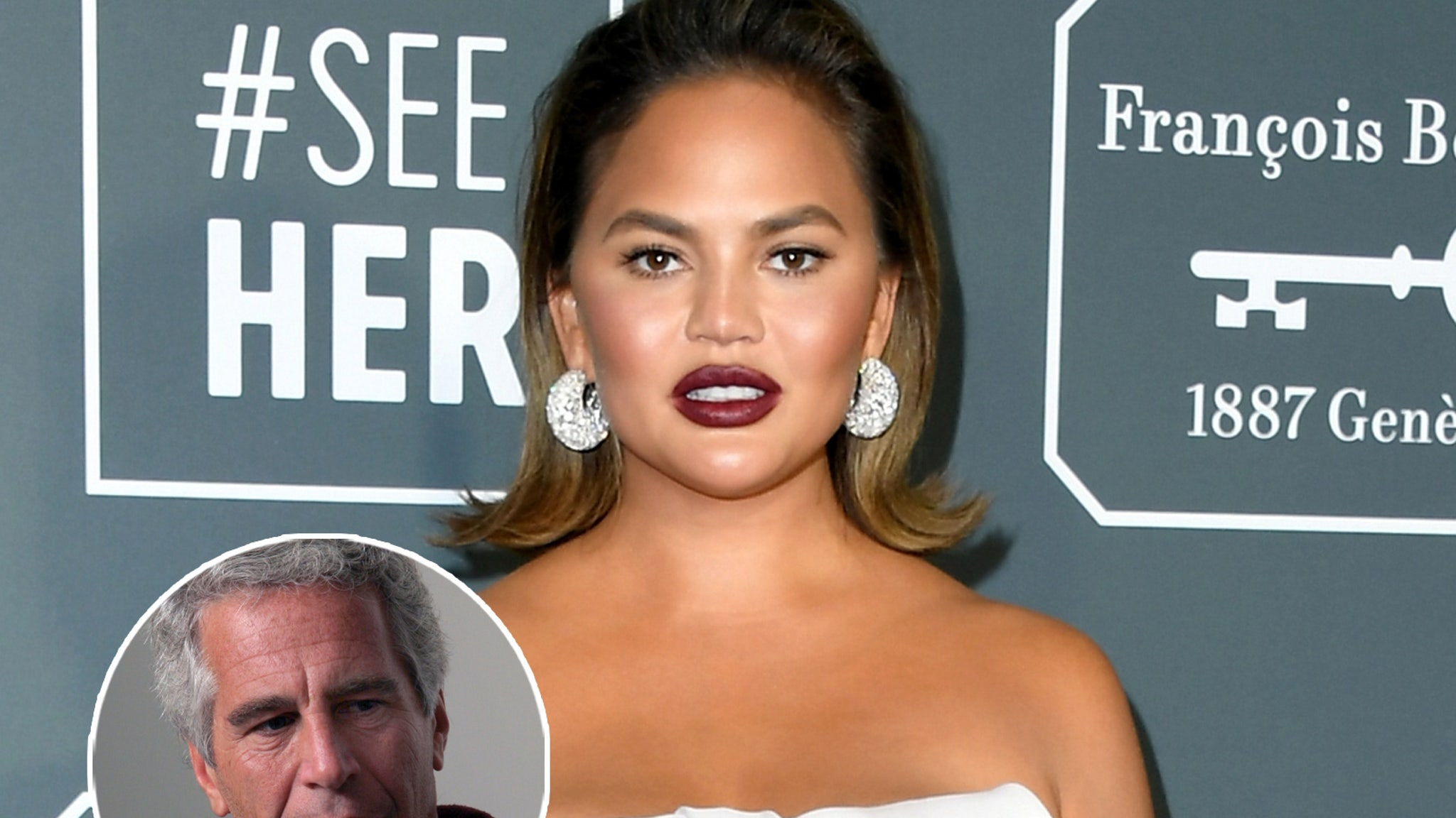 Chrissy Teigen Slams Accusations of Being on Jeffrey Epstein's Flight Log