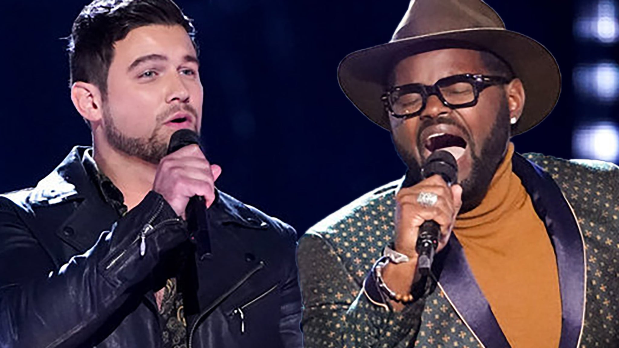 The Voice Knockouts Conclude with Two of the Biggest Voices in the History of the Show