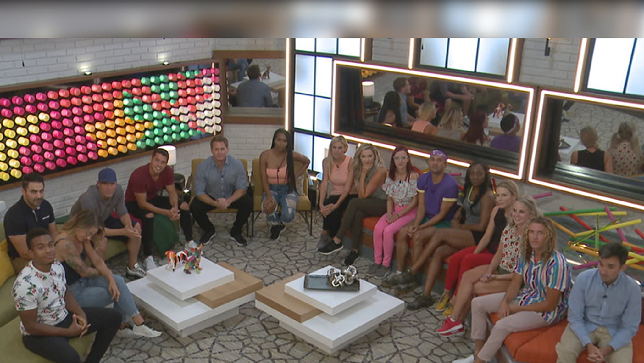 Big Brother All-Stars Kicks Off Live with Unfair Challenge, Technical Problems