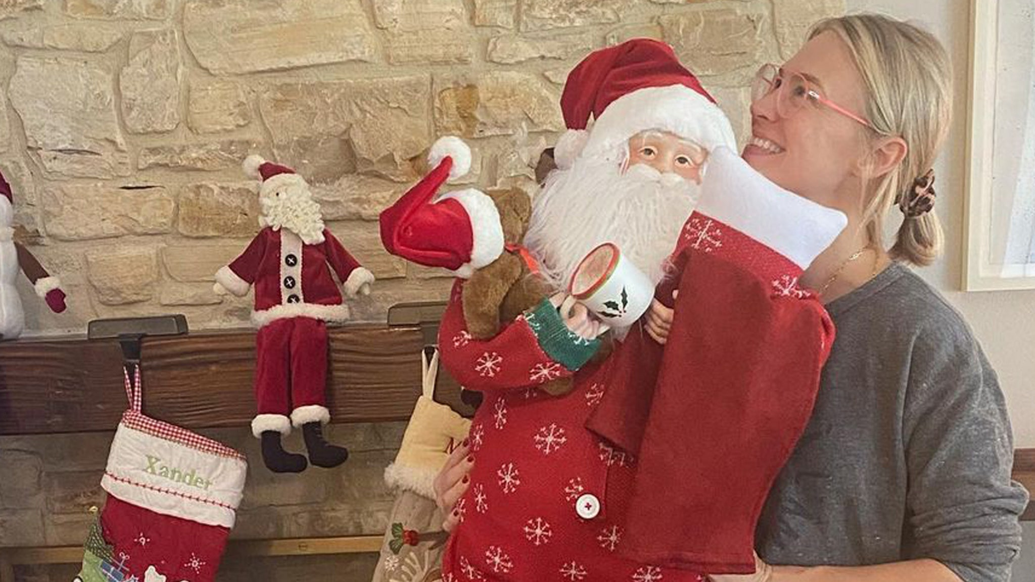 Celebs Who Are Already Celebrating Christmas in November