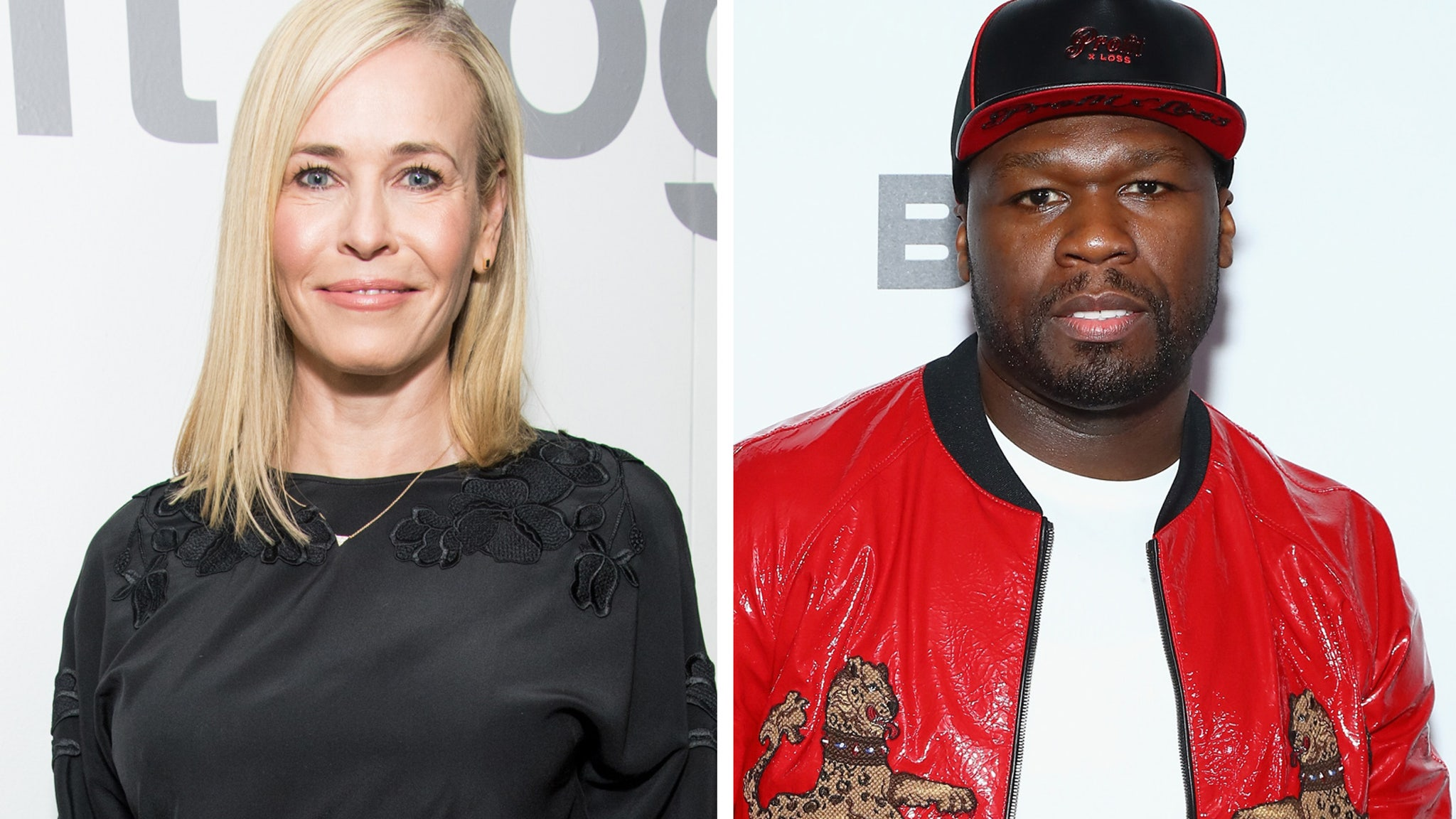 Chelsea Handler Offers to Pay Ex-Boyfriend 50 Cent's Taxes to Change His Vote for Trump