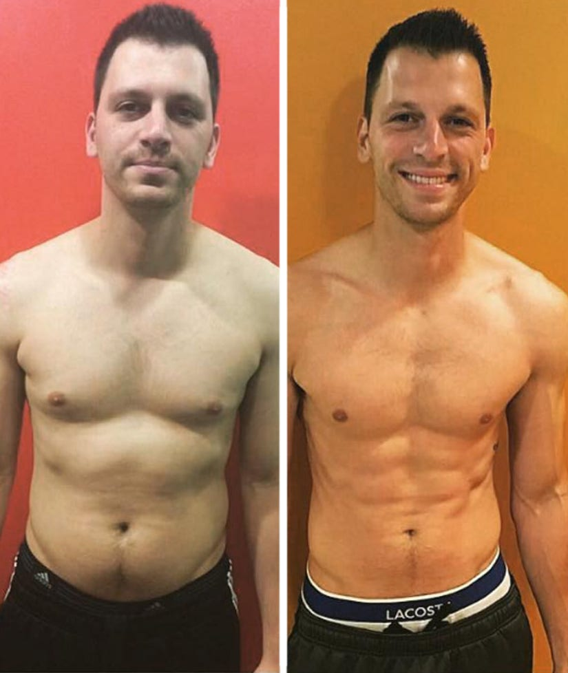 """""""RHONJ's"""" Albie Manzo is Now Insanely Ripped -- See His Transformation!"""