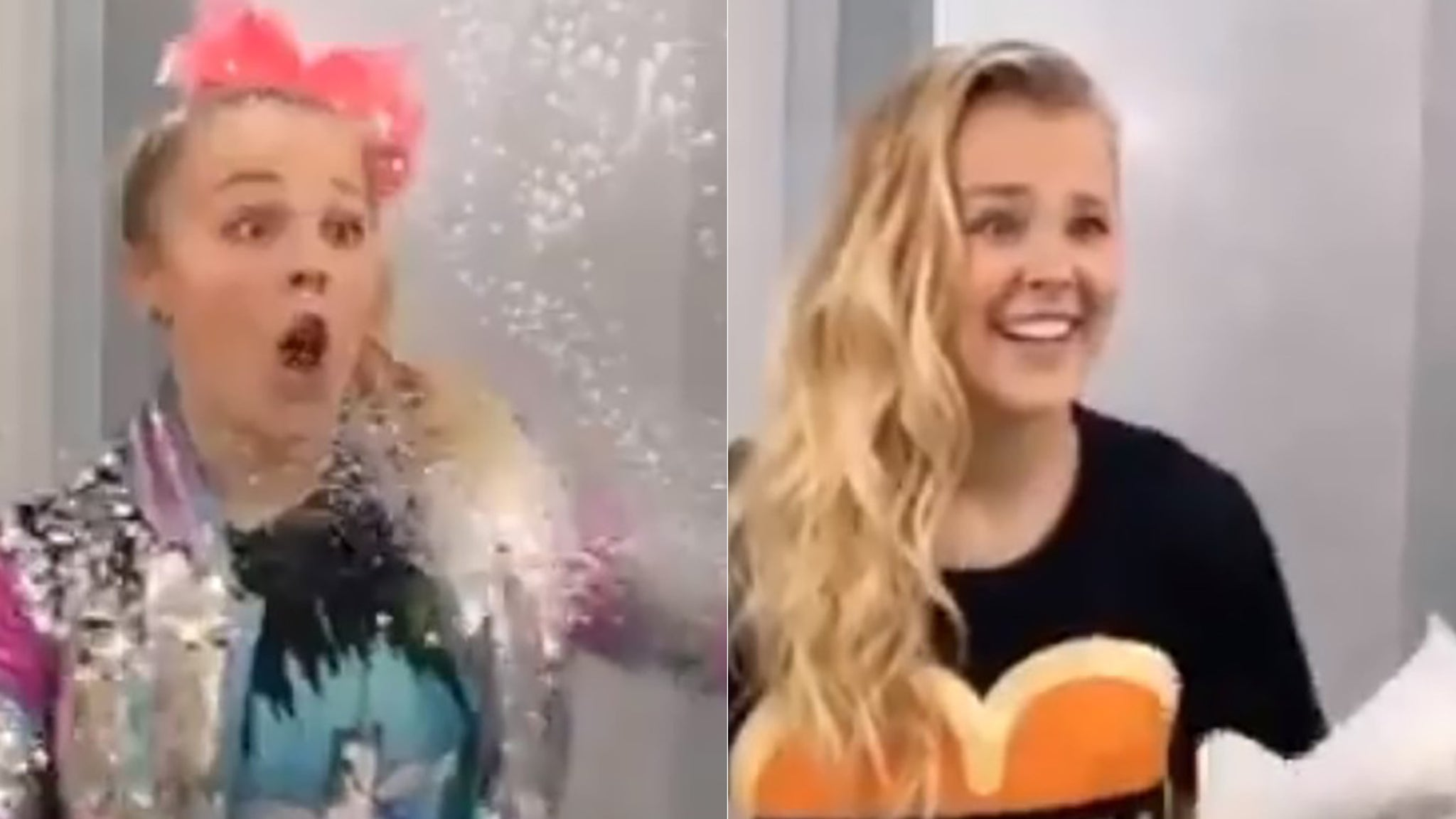 Photo of JoJo Siwa Breaks Social Media by Letting Her Hair Down — Fans Think She's Teasing Her Future   Toofab