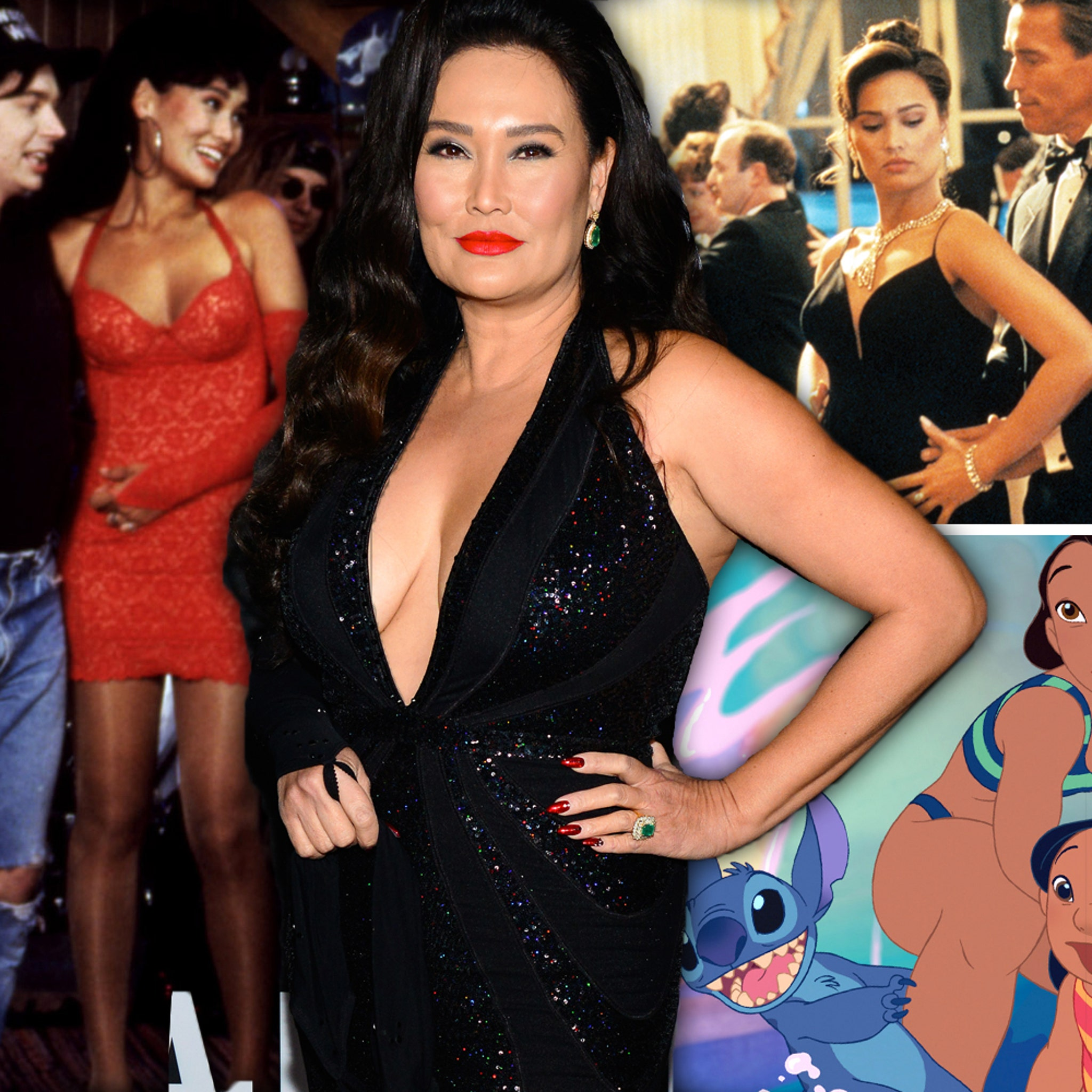 Tia Carrere Is Totally Down for a Third Wayne's World Movie