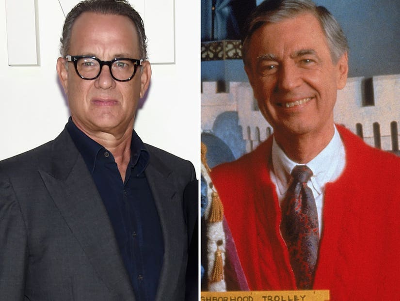 Tom Hanks Shocked After Discovering He Is Related To Mr Rogers