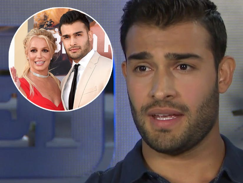 Britney Spears Boyfriend Sam Asghari Spills On Relationship In First Tv Interview