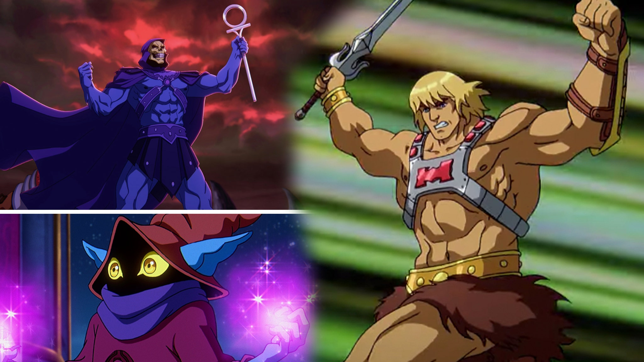 He-Man and Skeletor return in Netflix's Masters of the Universe: Revelation