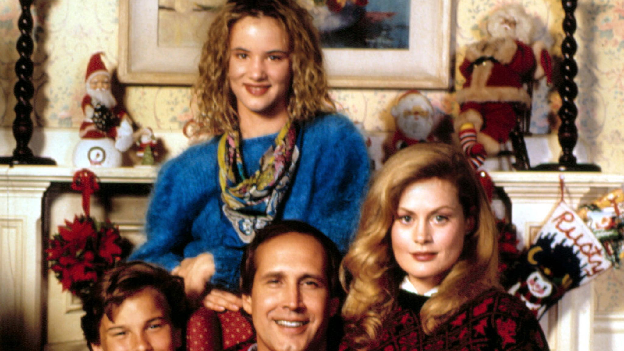 Christmas Vacation Cast Reunites 30 Years Later See The