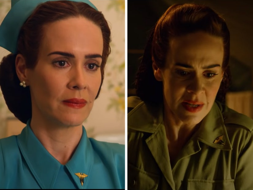 First Ratched Trailer With Sarah Paulson One Flew Over The Cuckoo S Nest Spinoff