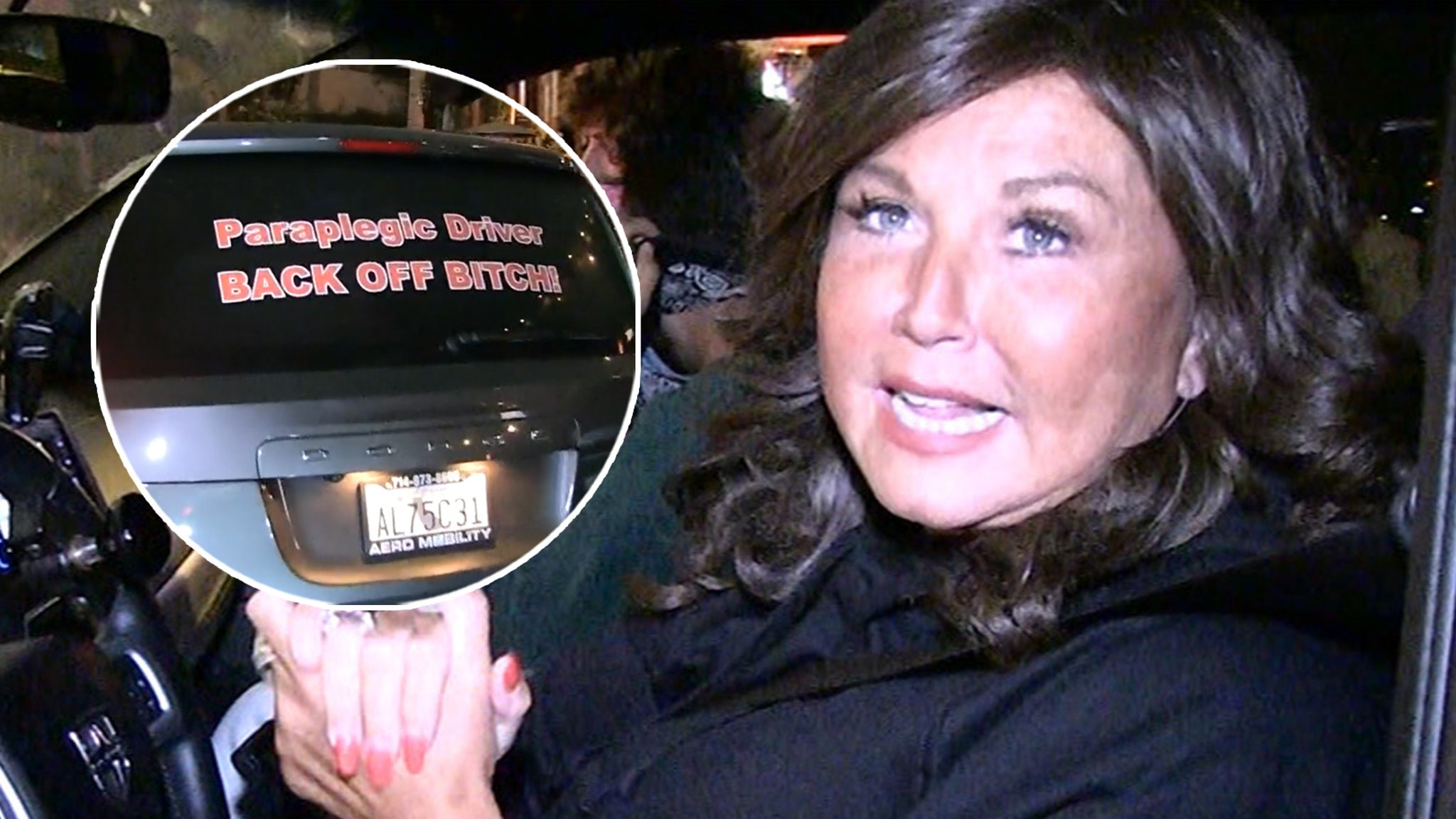 Abby Lee Miller Solves The Texting and Driving Problem (Exclusive)