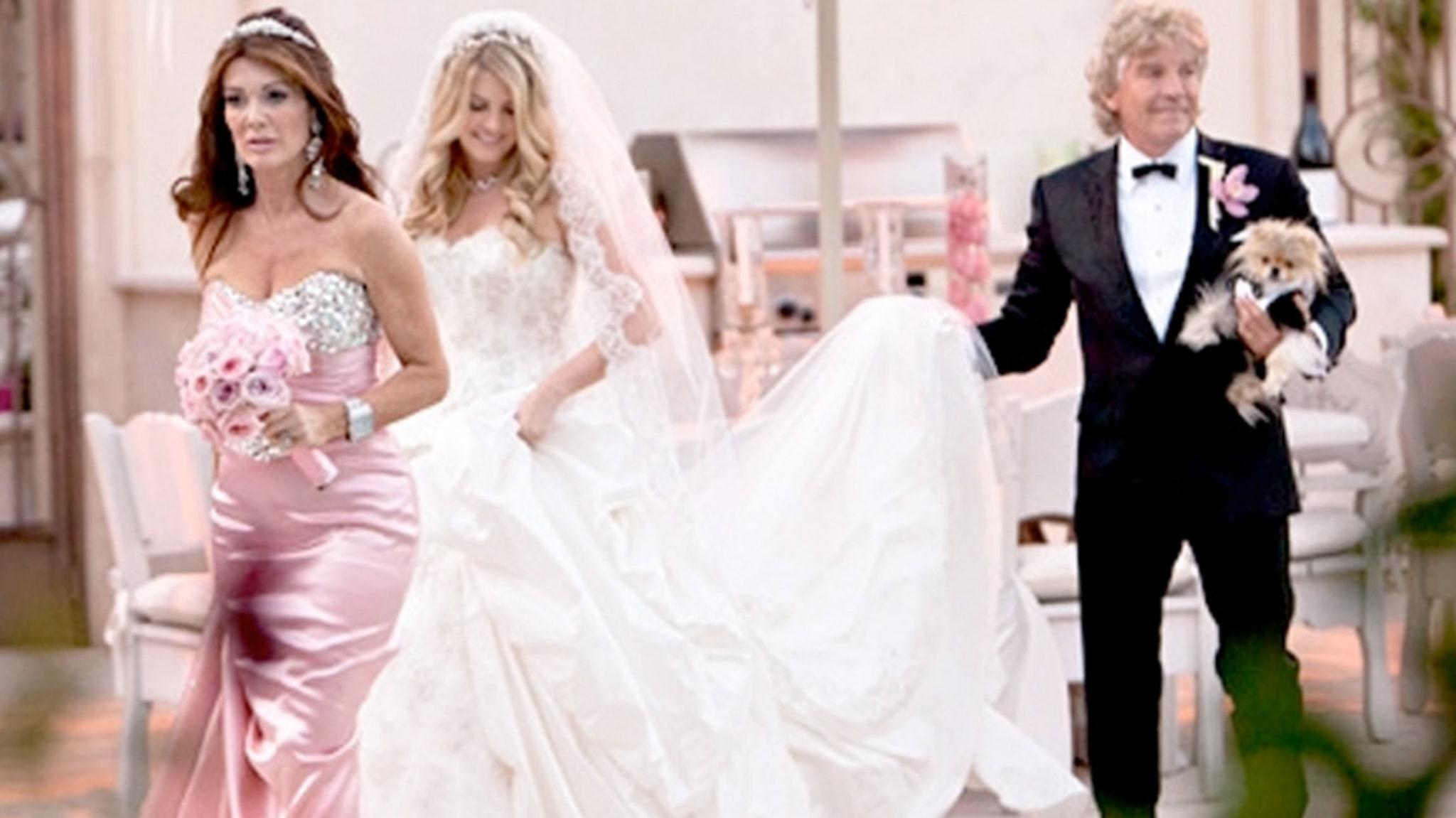 Lisa Vanderpump's Daughter Gets Married: See the Extravagant Ceremony!