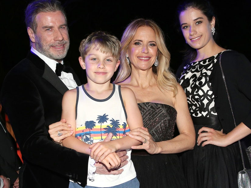 Kelly Preston Dead At 57 John Travolta Daughter Ella And
