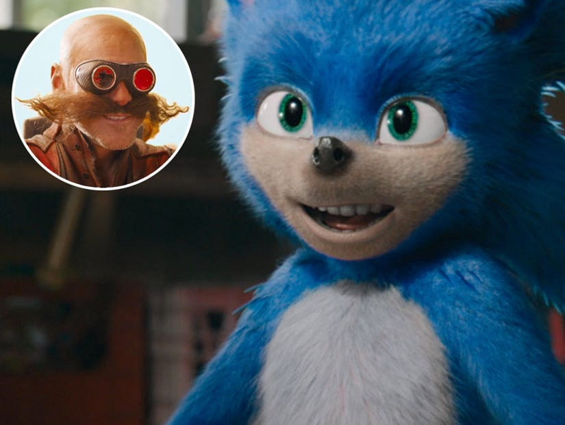 Sonic The Hedgehog Movie Trailer Drops And Everyone S Talking About His Teeth