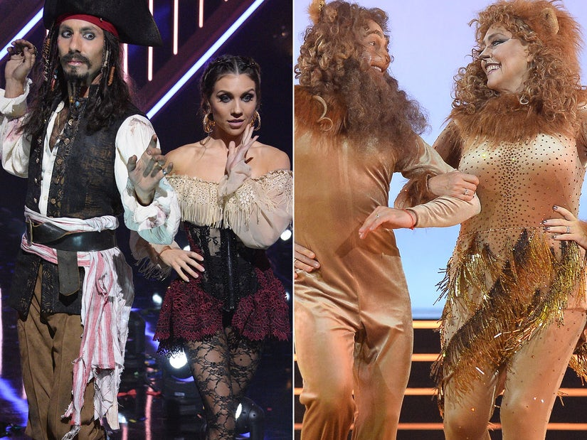 Dancing With The Stars Recap Season 29 Episode 3 Carole Baskin Choked Up