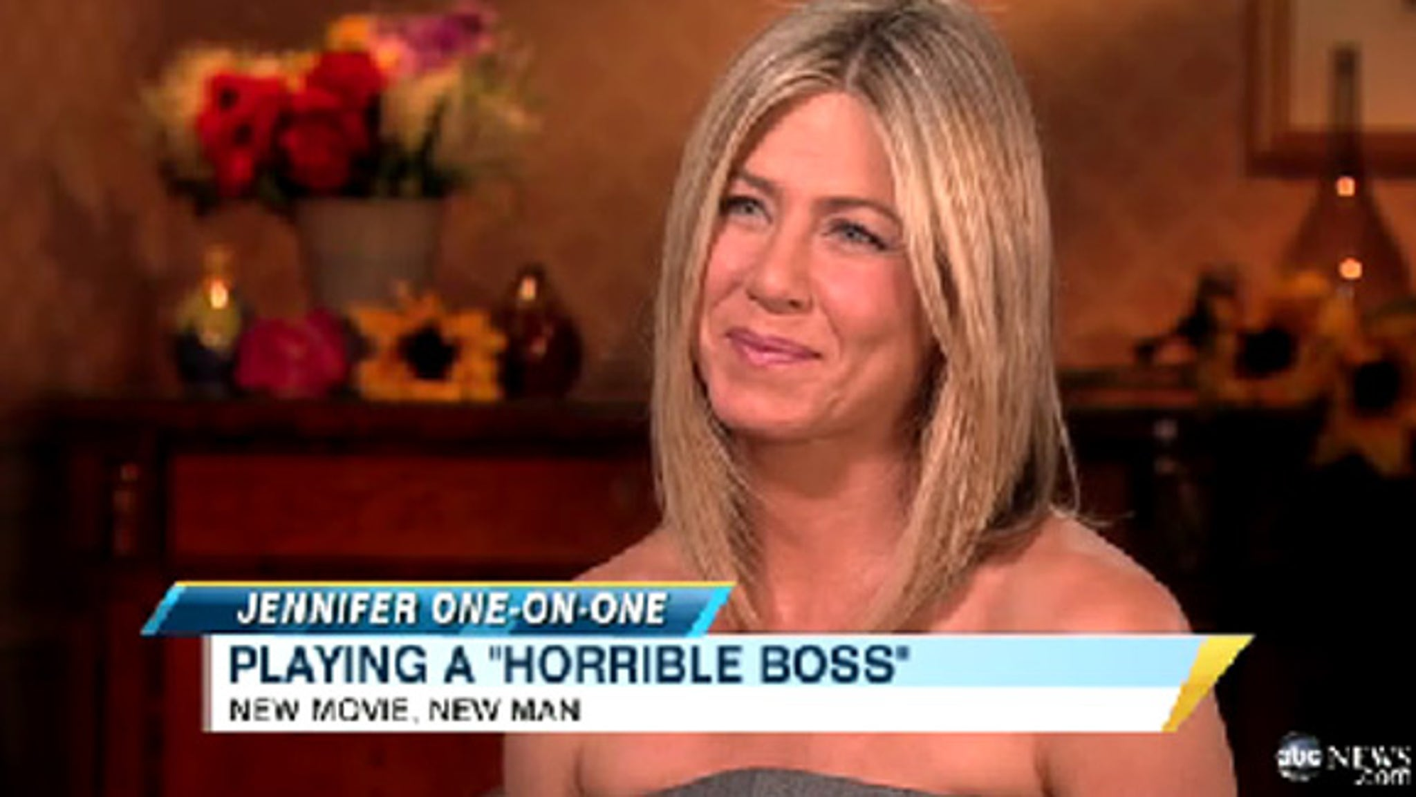 More Plastic Surgery? Jennifer Aniston Gets Fillers For
