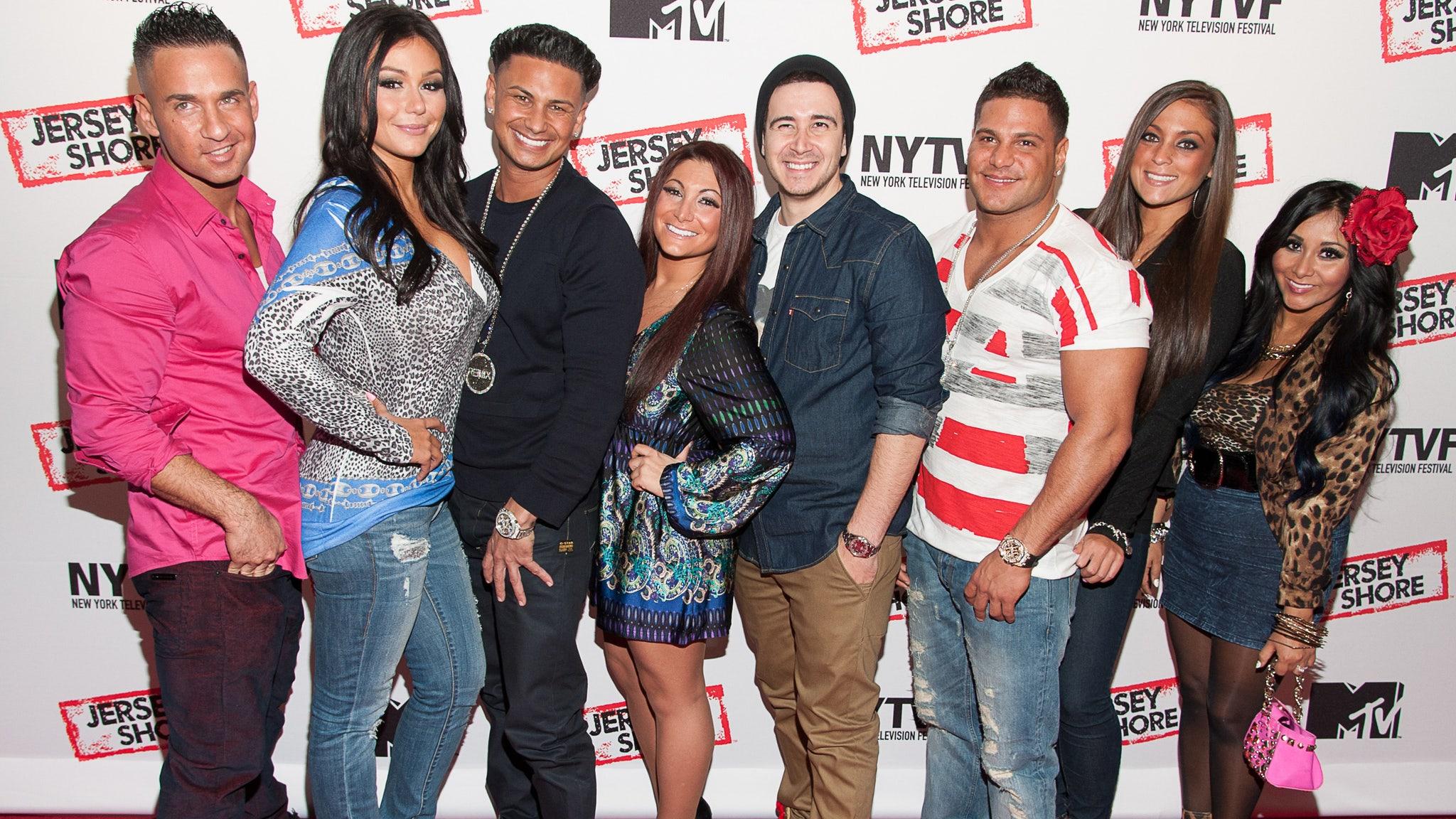 Jersey Shore' Cast Transformations