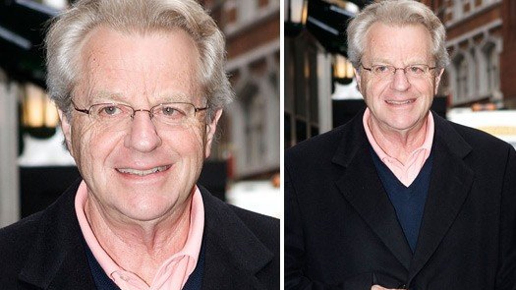 Jerry springer new dating show