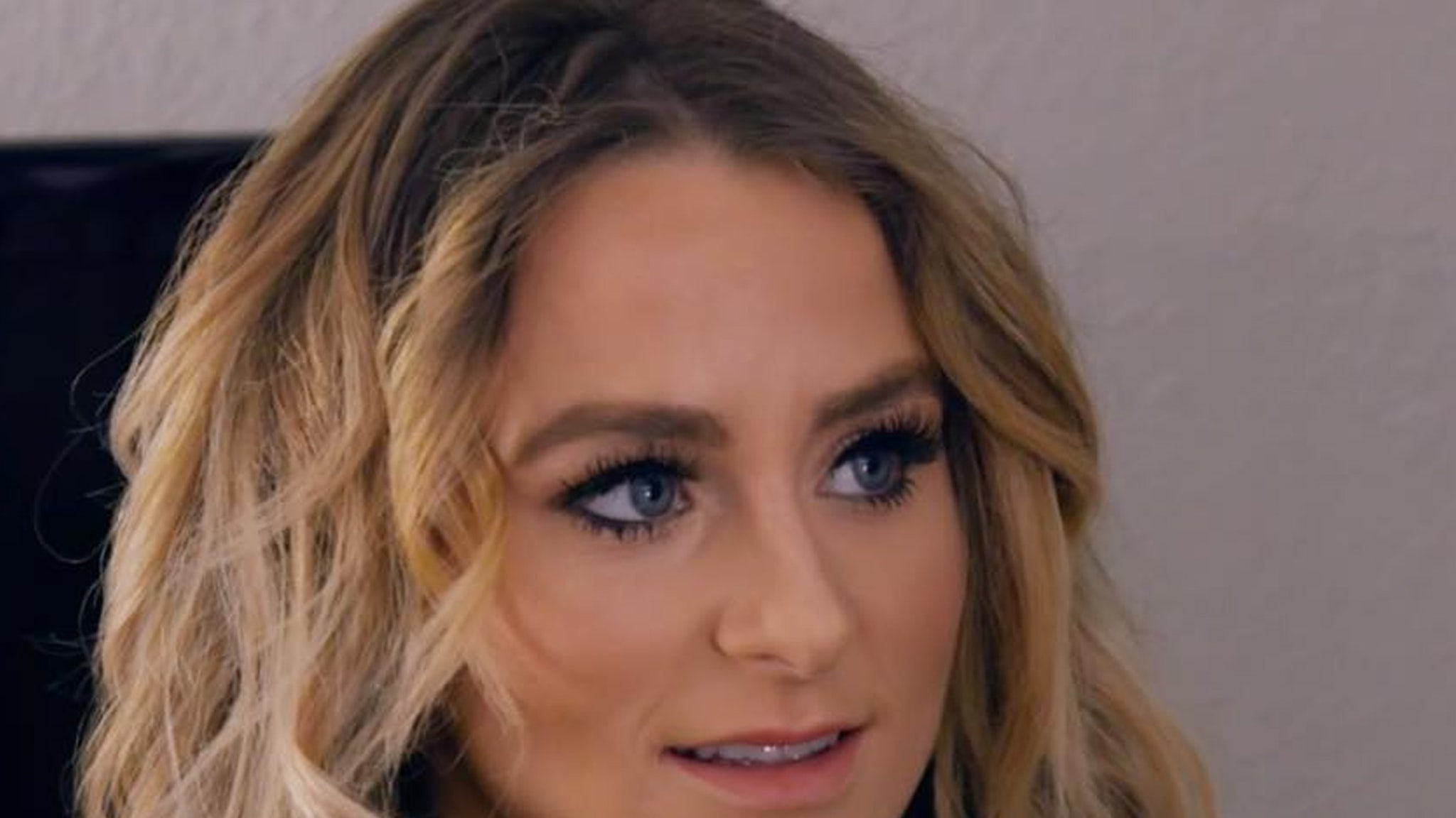 Teen Moms Leah Messer Says She First Had Sex at 13