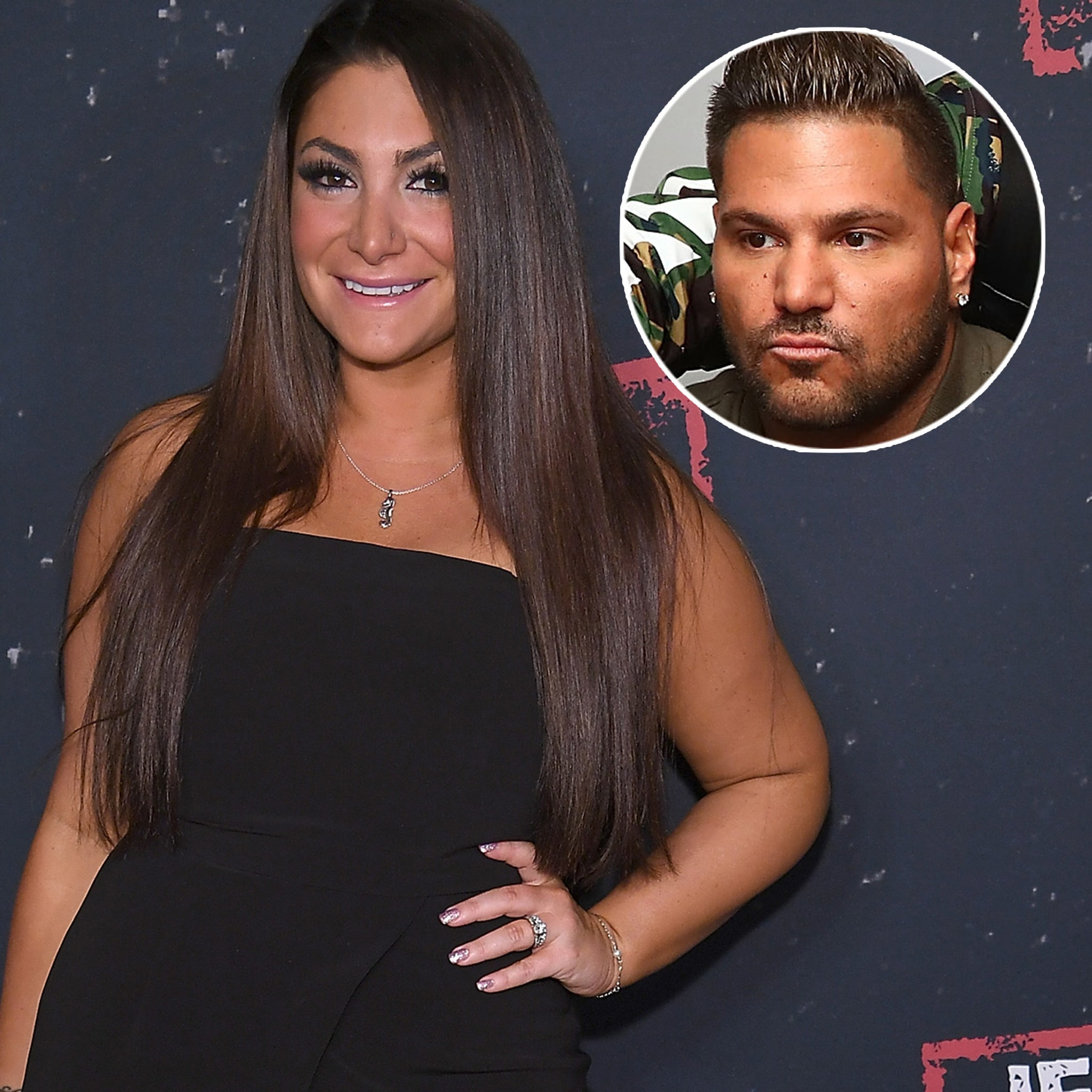 From jersey girlfriend ronnie shore 'Jersey Shore'