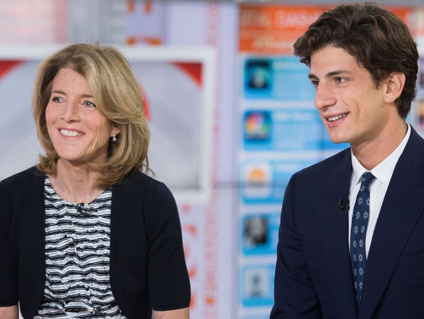 JFK's Only Grandson Jack Schlossberg Talks Political Aspirations ...