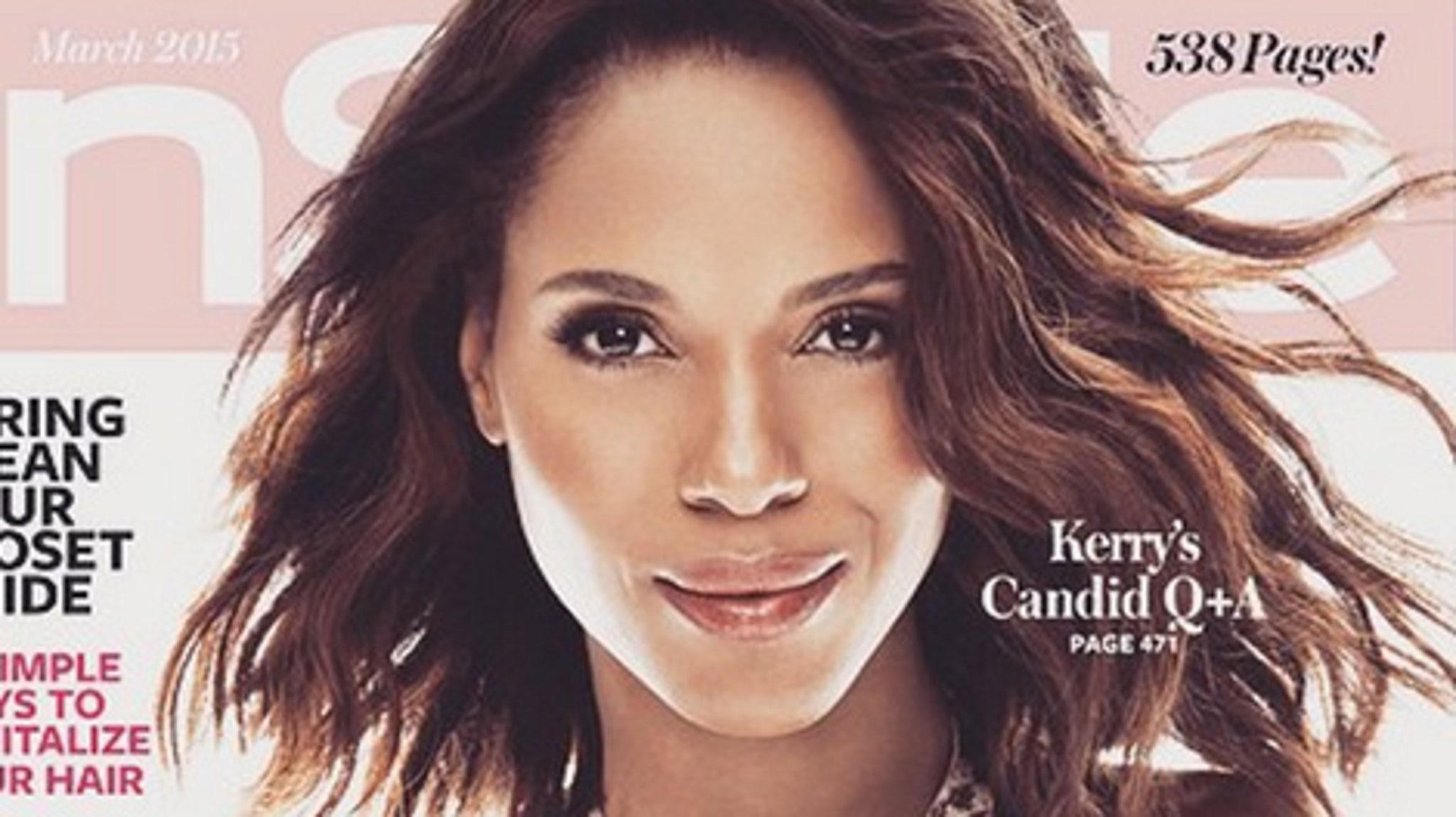 Kerry Washington - InStyle Magazine (Australia - Apr 2020