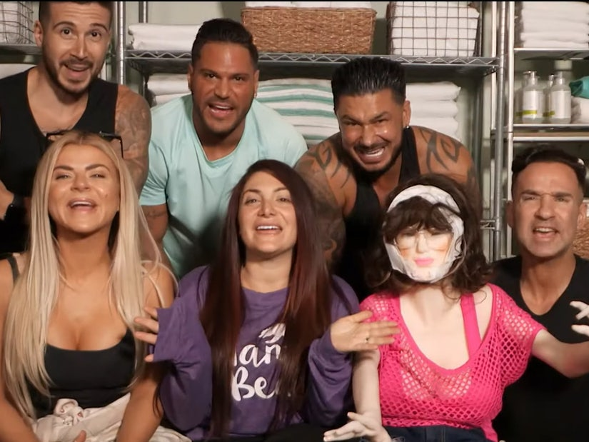 Jersey Shore Family Vacation Trailer: Angelina Still Feuding with ...