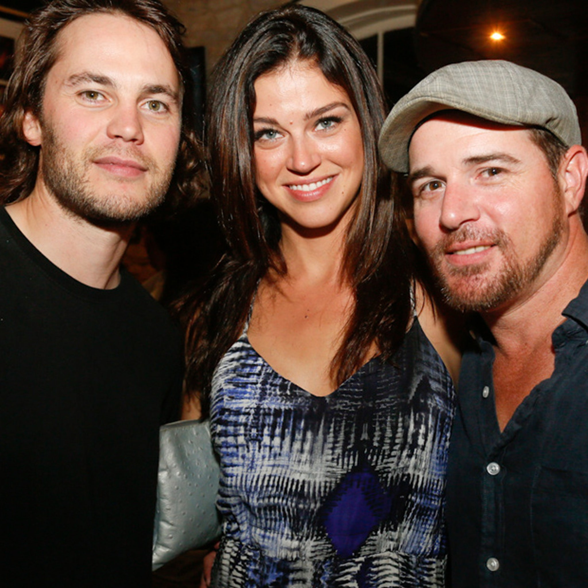 Texas Forever Taylor Kitsch Reunites With Friday Night Lights Costars
