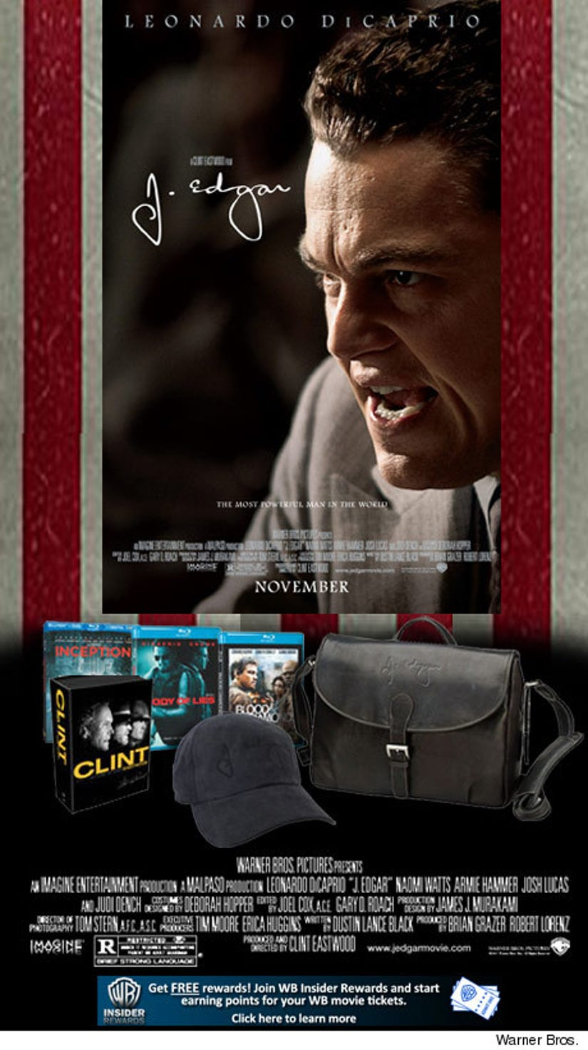 Win A J Edgar Prize Pack