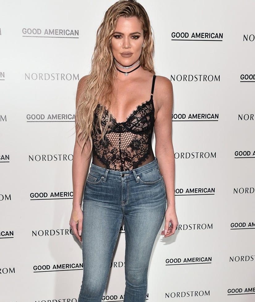 """Store Clerks Who Made Khloe Kardashian """"Feel Like S---"""" Inspired Her to Launch Denim Line"""