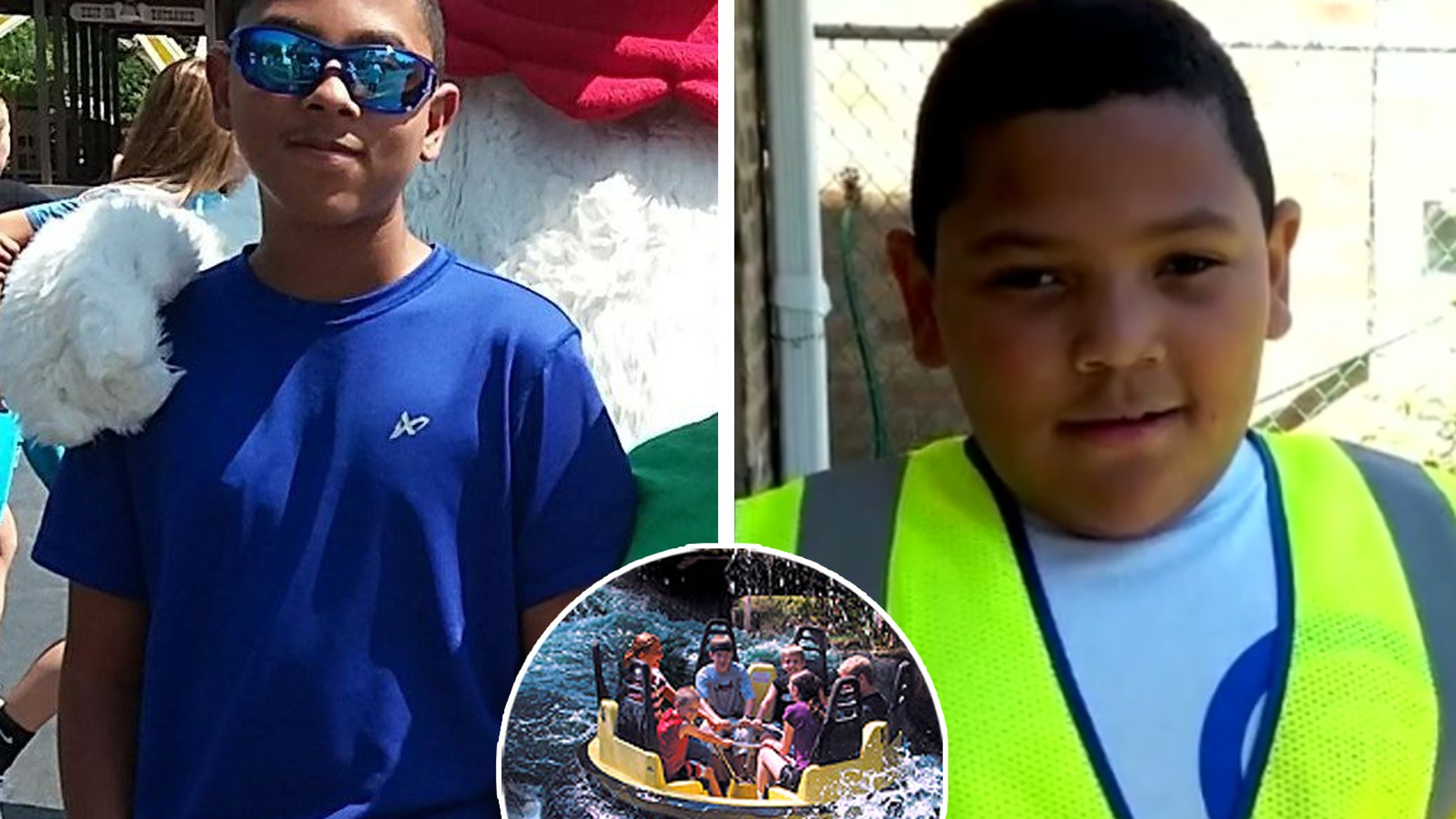 11-year-old boy killed on water ride at Iowa amusement park, 15-year-old brother in coma