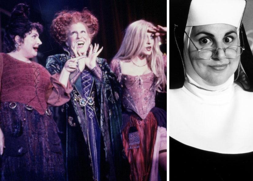 Kathy Najimy Teases Hocus Pocus 2 and Sister Act 3