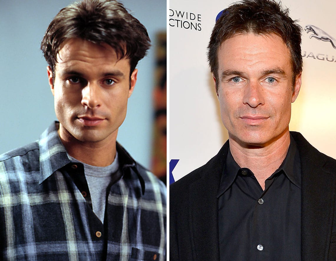 Melrose Place Cast Then Now