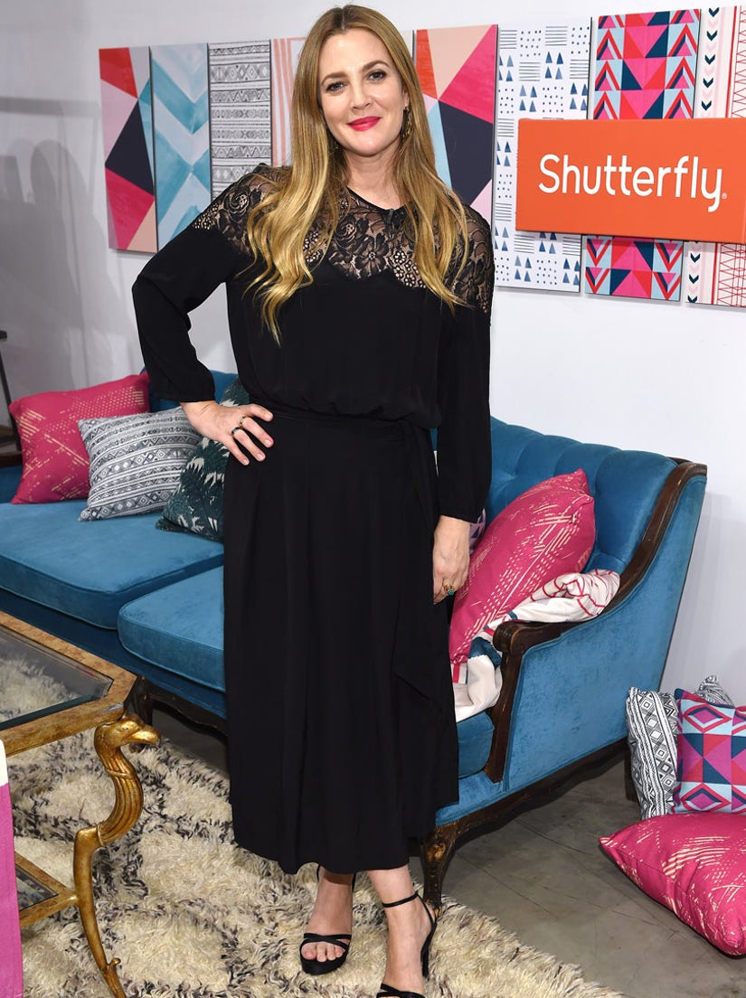 Drew Barrymore Reveals She Lost 20 Pounds, Cried In the Process