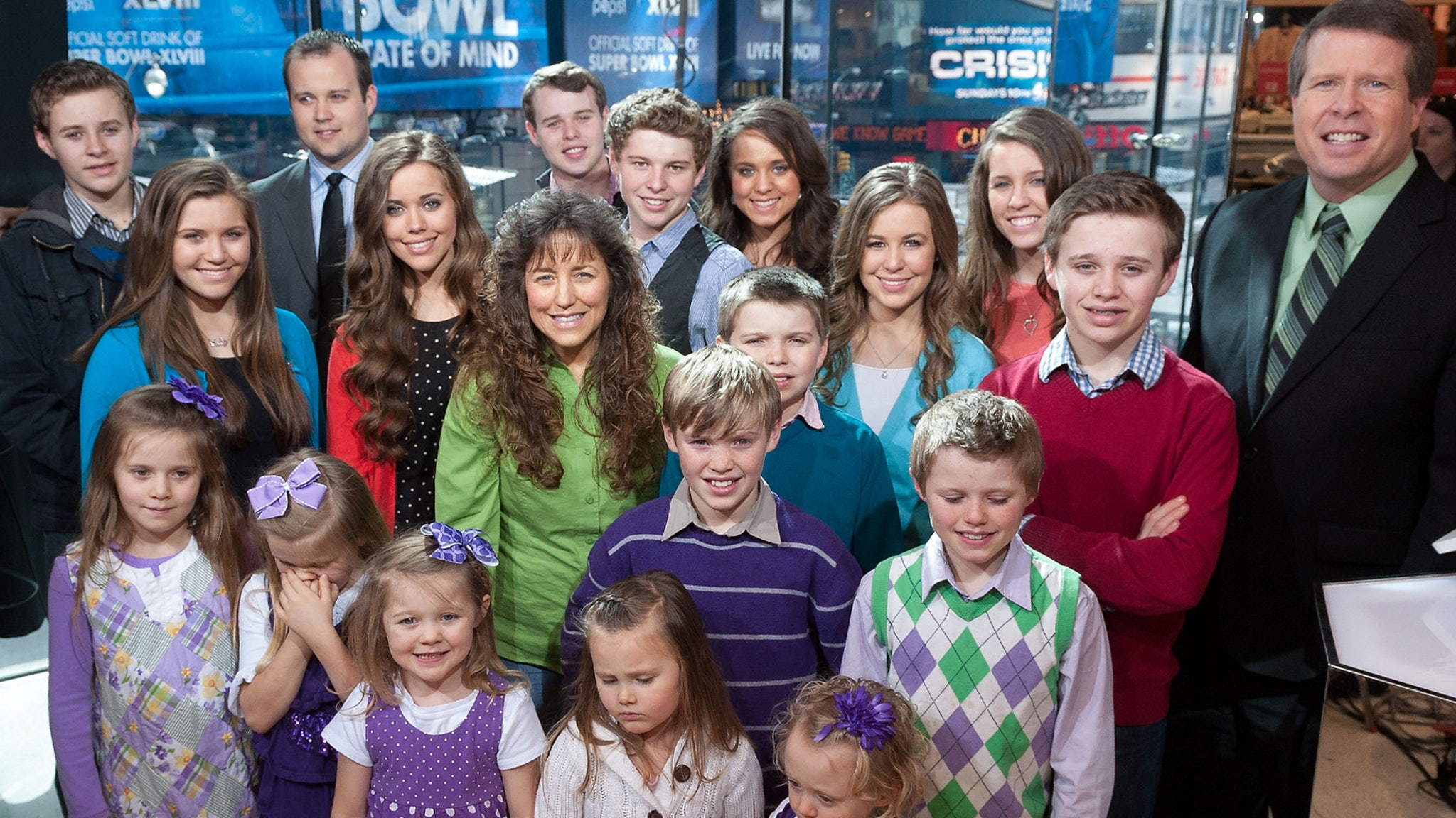 Photo of Jim Bob and Michelle Duggar React to Family Fallout with Daughter Jill