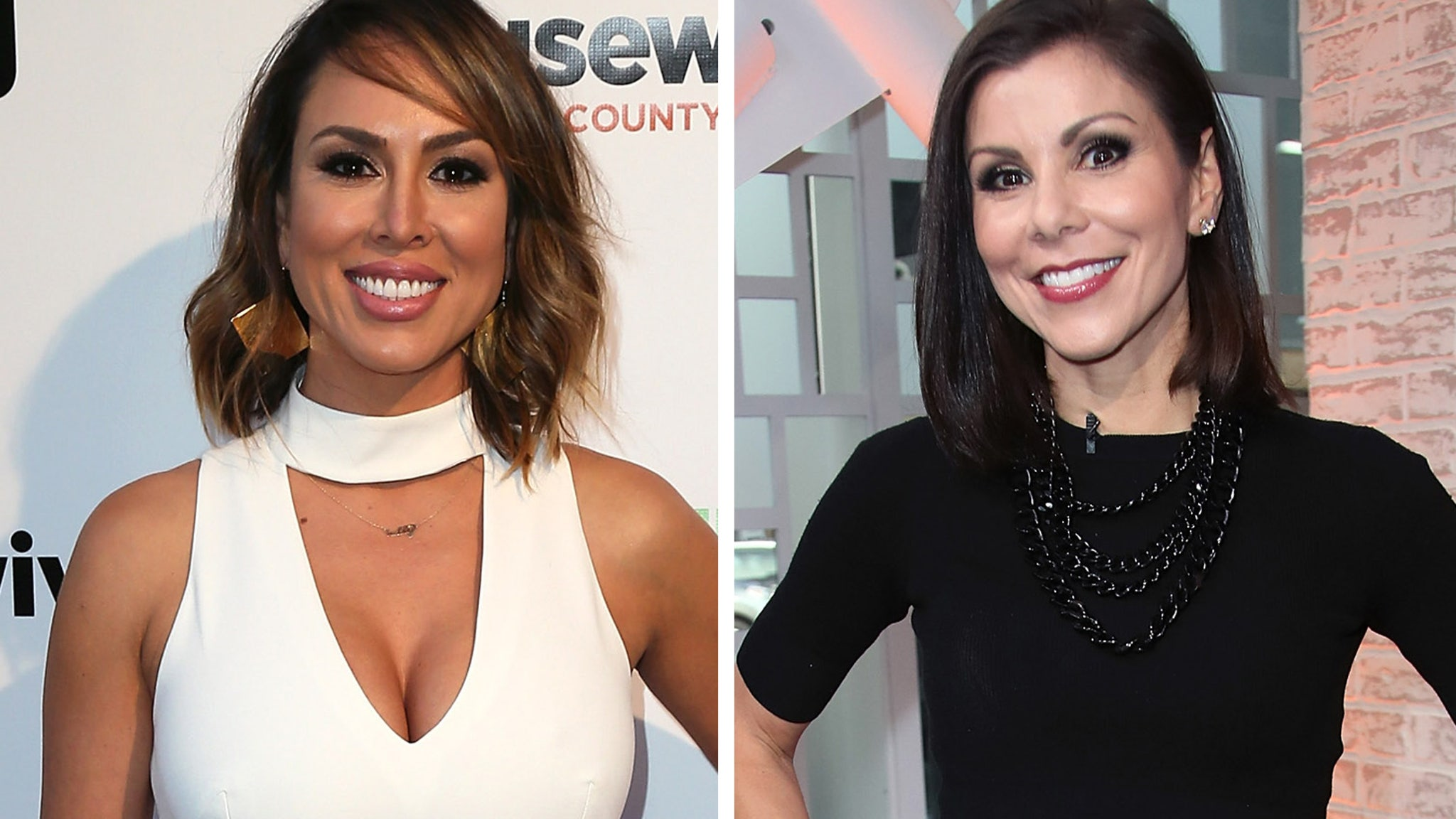 Did Heather Dubrow get Kelly Dodd fired from RHOC?  She says …