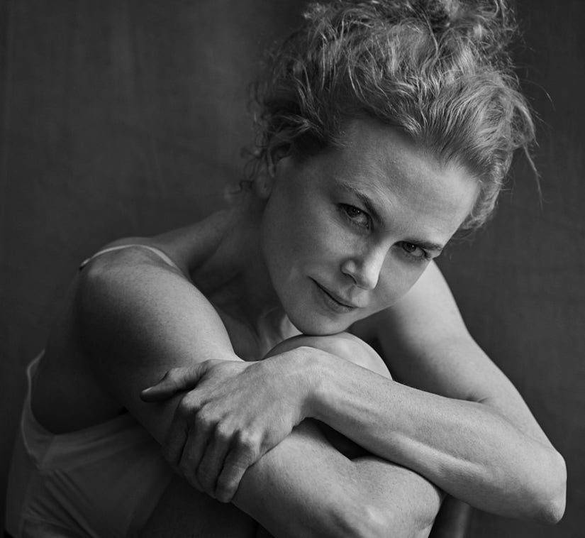Nicole Kidman, Robin Wright & More Star In Unretouched Pirelli Calendar